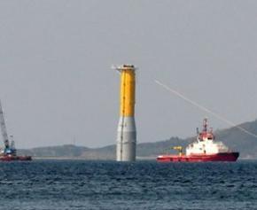 4 régions demandent au gouvernement de s'engager pour l'éolien flottant