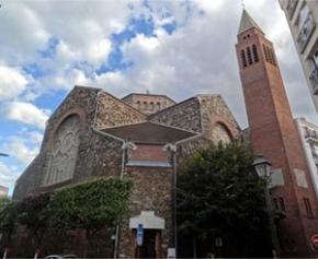 Restauration à Vincennes de l'une des premières églises en béton armé de France