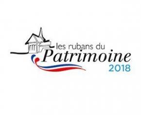 Les Rubans du Patrimoine : remise des prix 2018 et lancement du concours 2019