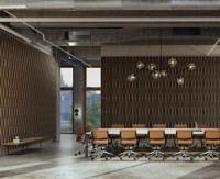 Bamboo et Bamboo Wave : Nouvelles solutions architecturales en bois massif pour murs et plafonds