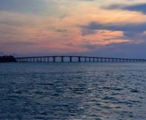 Hong Kong-Zhuhai-Macao : le plus long pont maritime au monde