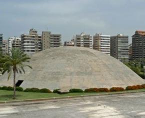 Des artistes tentent de sauver au Liban une œuvre du Brésilien Niemeyer