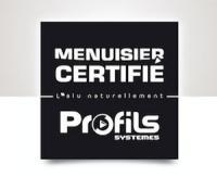 Nouvelle identité graphique pour les menuisiers certifiés Profils Systemes