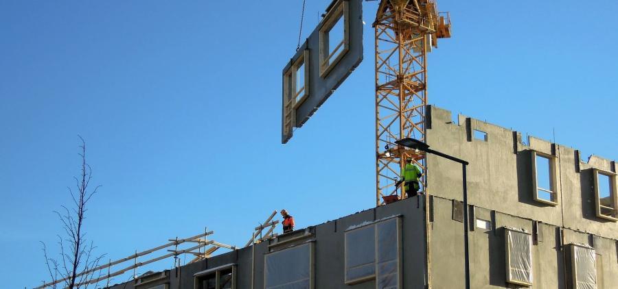 Nouvelle baisse des permis de construire de logements neufs au 3ème trimestre