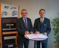 Partenariat entre le CERIB et FCBA pour la création d'un guichet unique réaction / résistance au feu