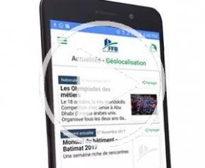 Application mobile FFB