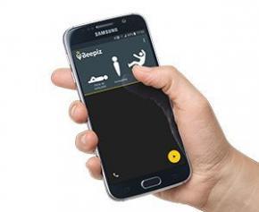 Beepiz, l'innovation DATI (Dispositif d'Alerte pour les Travailleurs Isolés), à découvrir sur Expoprotection