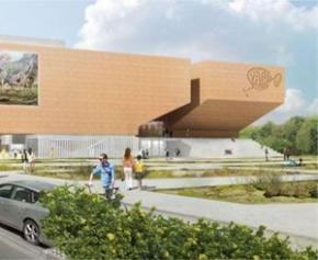A Lille, un nouveau complexe de cinémas Pathé, dessiné par Bure