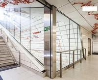 Nouvelles cloisons vitrées résistantes au feu de très grandes dimensions