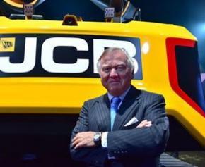 JCB présente des ventes record pour son bilan 2017