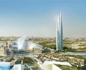 Le Maroc lance la construction de la plus haute tour d'Afrique
