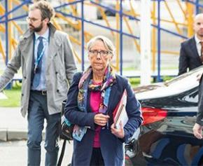 Élisabeth Borne confirme le soutien français au projet du tunnel Lyon-Turin