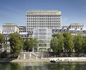 Bouygues Construction rénovera le 17 Boulevard Morland à Paris