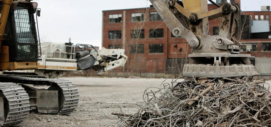 Les entreprises du BTP s'investissent-elles assez dans le recyclage ?