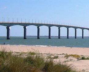 Le chantier complexe du câble rompu sur le pont de l'île de Ré durera jusqu'en...