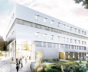 Une nouvelle GTB Siemens pour l'institut de lutte contre le cancer Paoli-Calmettes (13)