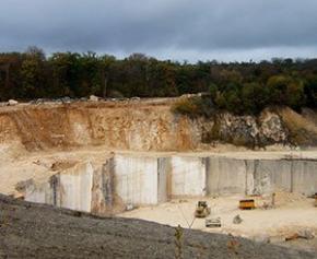 L'interdiction du GNR va tuer les pierres naturelles françaises