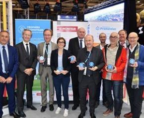 Lauréats 2018 des Trophées Promotelec de la rénovation responsable