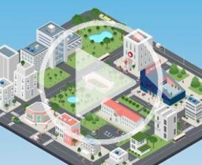 La Smart City imaginée par SPIE