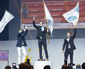 Palmarès Finales nationales Olympiades des métiers