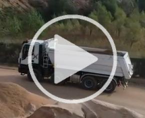 Roadshow Stralis X-Way : Iveco Provence