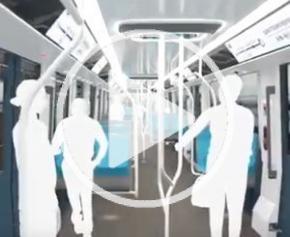 Découvrez les premières images du métro des lignes 15, 16 et 17 et choisissez son visage