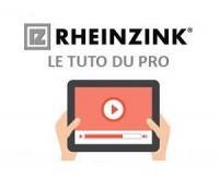 "Rheinzink lance ses ""Tutos du pro"" sur YouTube"