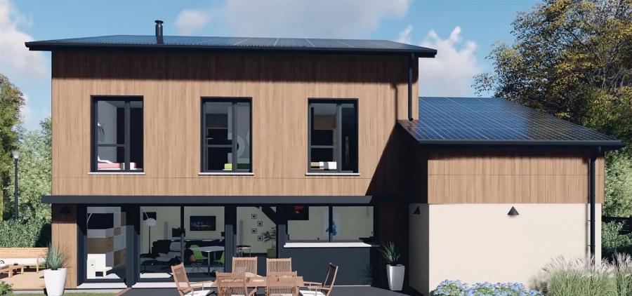 Quel bilan pour les maisons individuelles à énergie positive COMEPOS ?