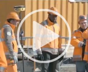 Un défi technique : Organisation du chantier du tramway T4