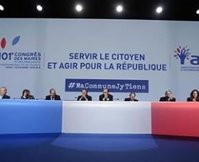 Les maires de France appellent l'État à répondre aux attentes des territoires
