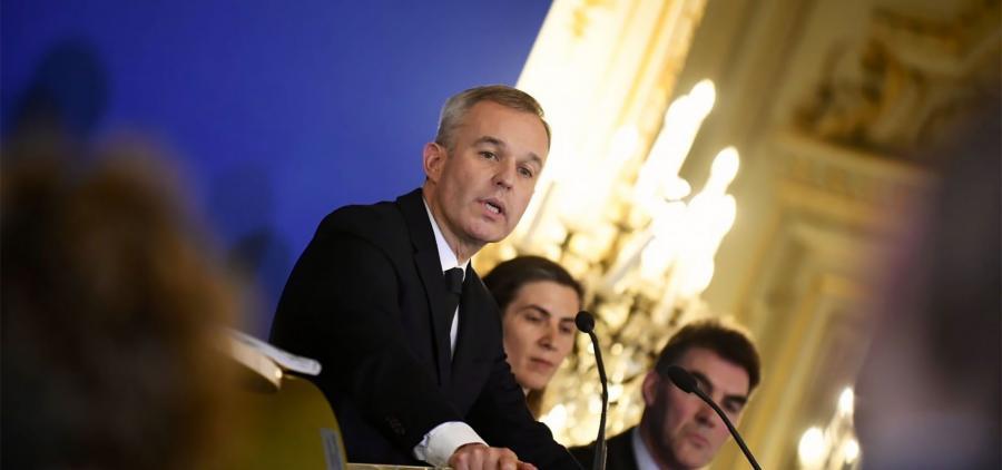 François de Rugy lance le deuxième Plan national d'adaptation au changement climatique