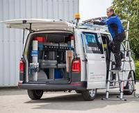 Nouvelle génération du système de rangement SR5 pour l'aménagement des véhicules utilitaires