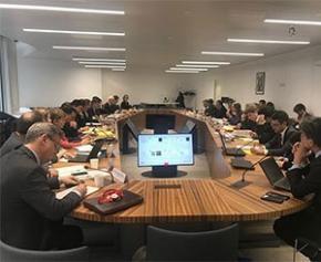 Réunion du premier comité de pilotage de l'initiative « Territoires d'industrie »