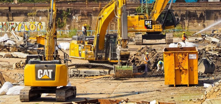 Trois fédérations s'engagent pour une gestion plus responsable des déchets de chantiers