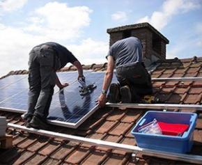 Les investissements dans les énergies renouvelables sont en baisse
