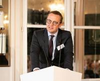 Grégory Monod, élu président de LCA-FFB