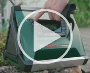 Le système Power for ALL 18V Bosch : clip Multiman