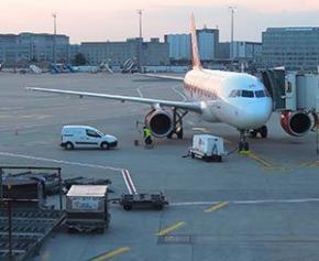 Près de Roissy, une œuvre d'art géante bientôt visible des avions