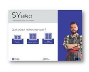 SYselect, l'application pour bien choisir ses fenêtres SYbaie