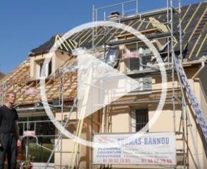 Rénovation d'une toiture par l'extérieur en Essonne (91) avec Triso-Toiture