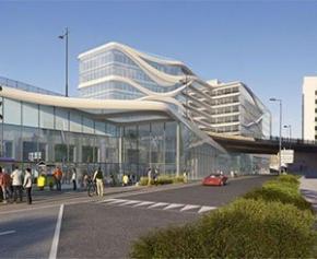 GCI lance la construction de Latitude, 22.300 m² de bureaux et services à...