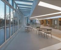 SageGlass présente sa gamme complète de vitrages dynamiques pour le bâtiment