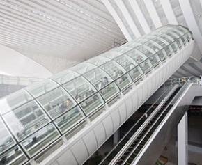 En 2019, thyssenkrupp Ascenseurs remplacera 53 escaliers de la ligne 2...