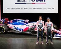 JCB annonce un nouveau partenariat avec une écurie britannique de Formule 1
