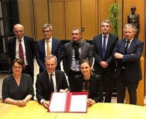Nouveau Contrat Stratégique de Filière [CSF] « Industries pour la Construction »