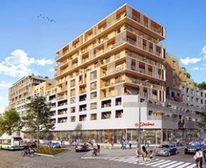 Réalisation d'une opération mixte d'environ 20.000 m² à Bagneux (92)
