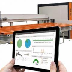 solution « Industrie 4.0 » pour la numérisation et l'analyse des données des machines de production