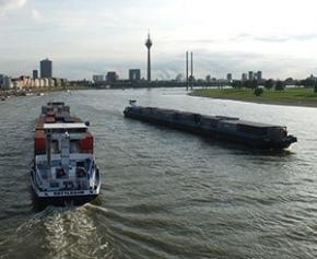 Le secteur de la construction reste le principal utilisateur du fluvial en 2018