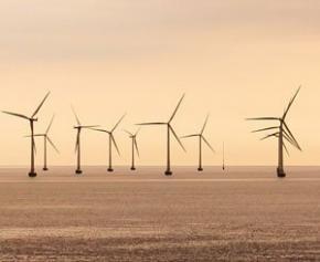 Dépôt du permis de construire pour un projet d'usine d'éoliennes en mer...