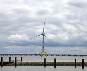 Feux verts préfectoraux au projet éolien offshore du Tréport